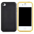 ppyple AC2 Case w/ Signal Enhancement / Power Saving / IC Card Holder for Iphone 4 / 4s - Yellow