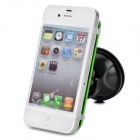 OQsport OQ-12XZ 360 Degree Rotary Car Holder w/ Suction Cup for Iphone 4 / 5 + More - Grass Green