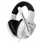 Somic G7 Headband Super Bass Gaming Headphone w/ Microphone - White