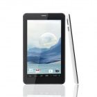 "PORTWORLD HBD-780 7"" Dual-Core Android 4.2 Tablet PC w/ 1GB RAM, 8GB ROM, G-Sensor - Black + White"