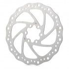 Stainless Steel Bike Bicycle Disc Brake - Silver