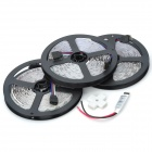 Tiras ligeras de JRLED 72W 3600lm 900-LED RGB con el mini regulador ((3 * 5m)
