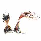 Bread Board Cable Test - multicolorida (140 PCS)