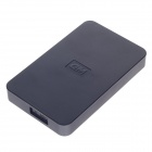 "WD USB 2.0 Hard Disk Drive Enclosure for 2.5"" SATA HDD - Black (Max. 2TB)"