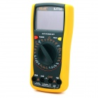 "KJ-70A 2.5"" Screen Digital Multimeter - Yellow + Green"