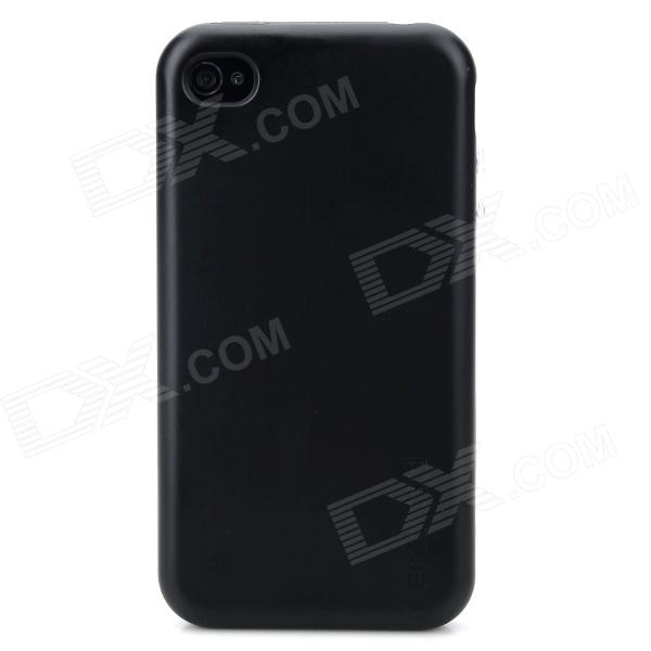 ppyple AC2 Case w  Signal Enhancement   Power Saving   IC Card Holder for  Iphone 4   4s - Black - Free Shipping - DealExtreme 64be50439e6