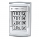 Stainless Steel 150mA ID Door Access Control System - Silver (DC 12V)