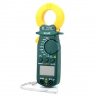 "KJ-206 Mini Portable 1.4"" Screen Digital Multimeter - Yellow + Green"
