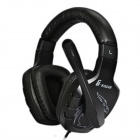 Somic G7 Headband Super Bass Gaming Headphone w/ Microphone - Black