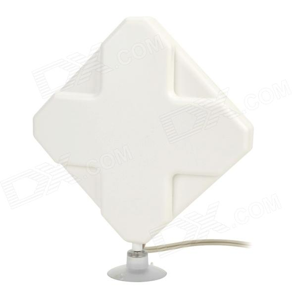 W435 4G 35dBi Gain Antenna - White