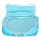 Polyester Fiber Storage Bags Set - Blue (5 PCS)