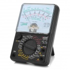 "VICTOR VC3010 3.9"" Analog Multimeter - White + Black (2 x AA, 1 x 9V)"