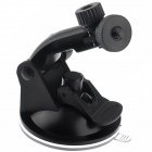 "Universal 1/4"" Suction Cup Mount + Tripod Mount Adapter for Gopro Hero 4/ 1 / 2 / 3 / 3+"