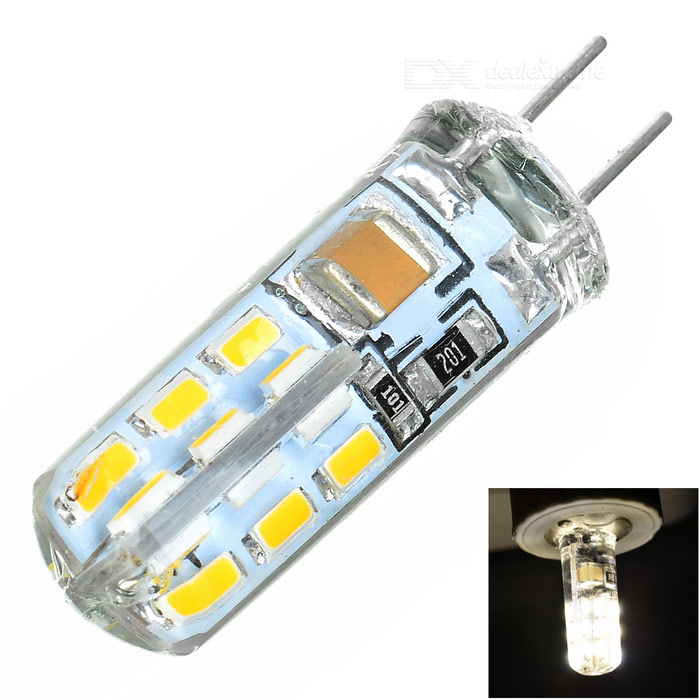 g4 2w 135lm 3250k 24 x smd 3014 led warm white light lamp white 220v free shipping. Black Bedroom Furniture Sets. Home Design Ideas