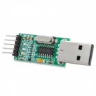 USB to TTL Updating Board Module - Green + Silver + Black