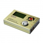 "CASALRC C6P 2.4"" LCD LiPo / LiIon / LiFe 1~6 Cell 10A / 100W Balance Charger - Golden Yellow"