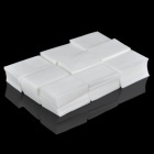 Soft Washing Nail Cotton Pad - White (900 PCS)