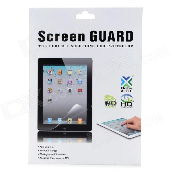 High Quality Protective PET Screen Guard Film for Ipad AIR - Transparent (3PCS)