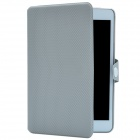 Ball Pattern Protective PU Leather Case Cover Stand for Retina Ipad MINI - Grey