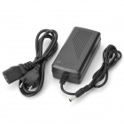 W-T5000 60W 5A AC Power Adapter for Light Strip - Black (EU Plug)