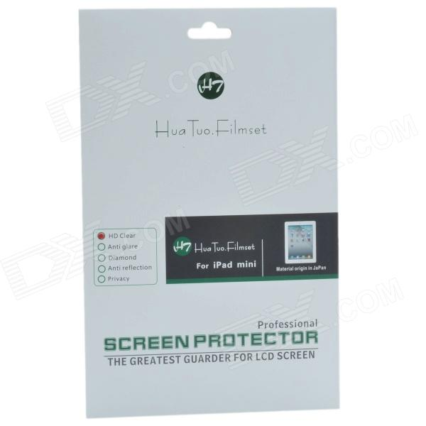 HD PET Screen Protector for Retina Ipad MINI - Transparent
