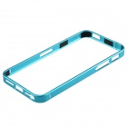 Ultrathin Fashionable Metal Protective Bumper Frame for Iphone5 / 5s - Sky Blue