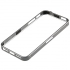 Ultrathin Fashionable Metal Protective Bumper Frame for iPhone5 / 5s - Gray