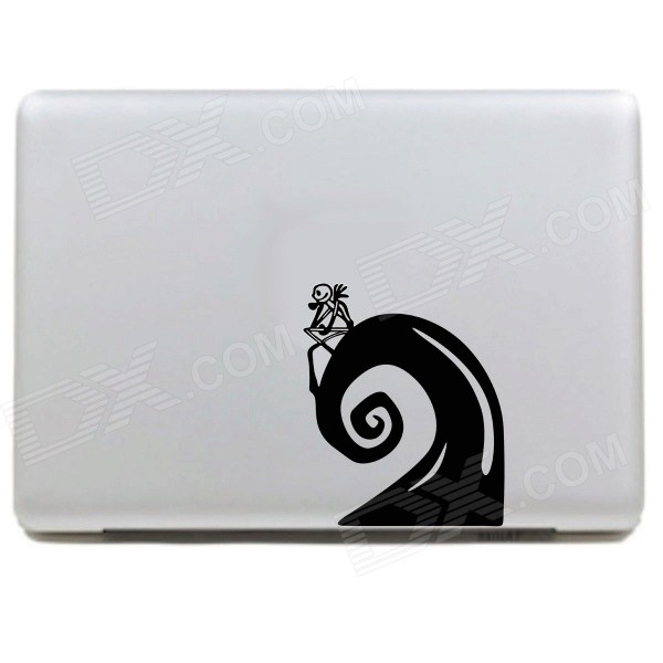 PAG Jack Skellington Decorative Sticker  for MacBook 11