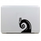"PAG Jack Skellington Decorative Sticker  for MacBook 11"" 13"" 15"" 17"""