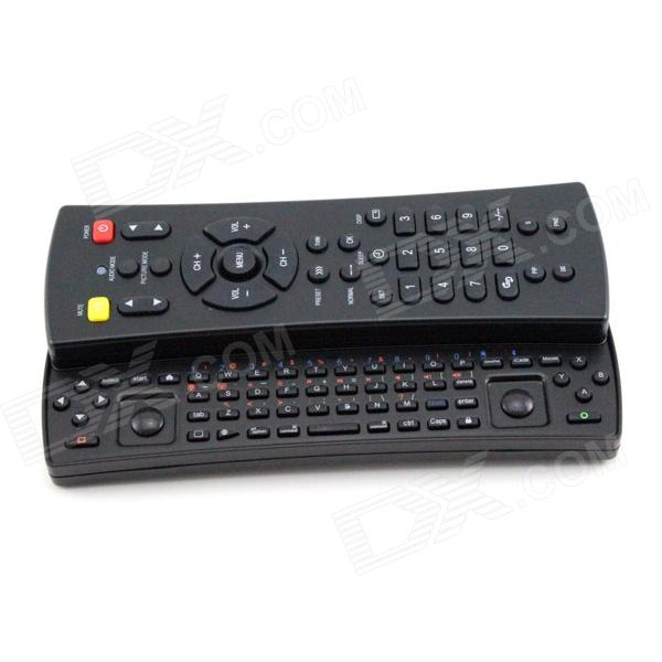 все цены на Bluetooth V3.0 55-Key Keyboard / Game Controller / Universal TV Remote Controller for Android / iOS онлайн