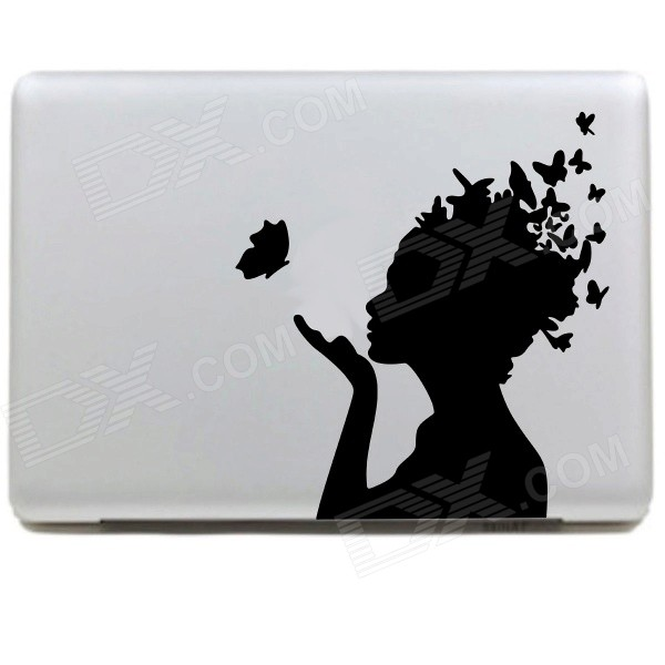Protective Goddess Decorative Sticker for MacBook 11
