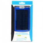 S-What DS-10000A Portable Dual USB ''10000mAh'' Solar Power Charger for Iphone / Samsung / HTC