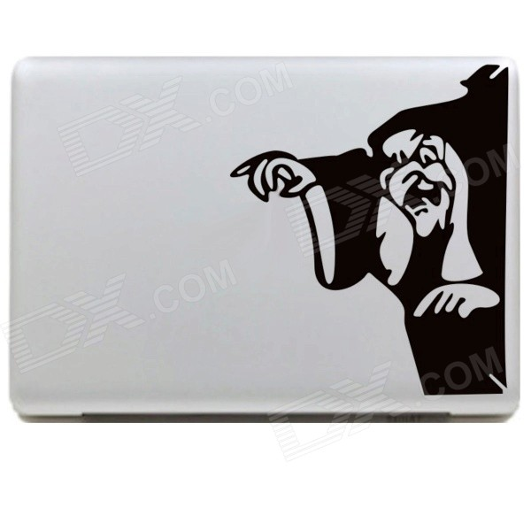 Protective Witch Decorative Sticker for MacBook 11