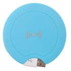 X6 Qi Standard Mobile Wireless Power Charger - Blue