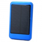S-What DS-6000T Portable USB 5000mAh Solar Power Charger for Iphone / Samsung / HTC (Cable-80cm)