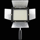 YONGNUO YN--160 II 10W 1280lm 160-LED Warm White Video Light w/ Microphone + IR Remote Controller