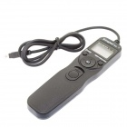 "Kingma TC-2005 1.2"" OLED Precision Timer Remote Shutter Switch for Nikon D70S, D80 - Black"