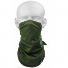 Qinglonglin FE-008 Outdoor Cycling Dustproof UV Protection Mask Scarves - Army Green