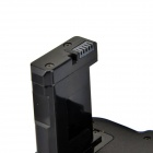 DSTE Hard Plastic Infrared control Battery Grip for Nikon D5100 D5200 SLR Camera - Black