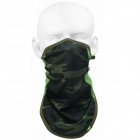 Qinglonglin FE-007 Outdoor Cycling Dustproof UV Protection Mask Scarf - MultiCam