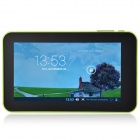 "A70M  7.0"" Android 4.2 Dual Core Tablet PC w/ 1GB RAM, 2.2GB ROM / Wi-Fi / Dual Camera - Green"