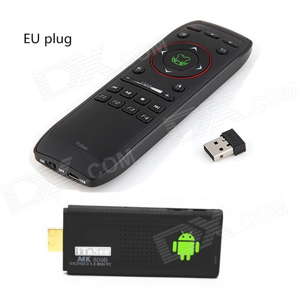 iTaSee MK809BIII + F10N Air Mouse Quad-Core Android 4.2 Google TV Player w / 2 GB RAM / 8GB ROM / HDMI