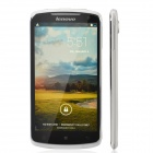 "Lenovo S920 Quad-Core Android 4.2 WCDMA Bar Phone w/ 5.3"" / Wi-Fi / Camera - White + Black"