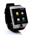 "Wearable Smart Phone Watch ZGPAX S5 1.54"" Touch Screen Dual-Core Android 4.0 w/ Camera/ Wi-Fi (AU)"