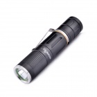 MarsFire 306 LED 5-Mode 700LM White Flashlight w/ Clip - Black (1 x 14500)