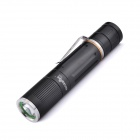 MarsFire 308 LED 5-Mode 700LM White Flashlight w/ Clip - Black (1 x 18650)