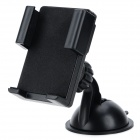SHUNWEI SD-1115 Car Air Outlet Mobile Phone ABS Stand Holder - Black