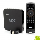 Jesurun MX Quad-Core Android 4.2.2 Google TV Player w/ 2GB RAM, 8GM ROM, Bluetooth + F10 Air Mouse
