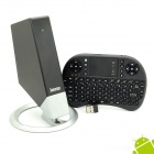 Jesurun UG320 Quad-Core-Android 4.2-TV-Player w / 1GB RAM, 8 GB ROM, 5MP CAM, Bluetooth + Mini-Tastatur