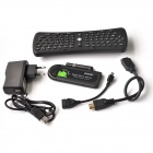 DITTER T10 RK3188 Android Google TV Player w/ 2GB RAM, 8GB ROM - Black
